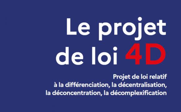 Projet de loi 4D