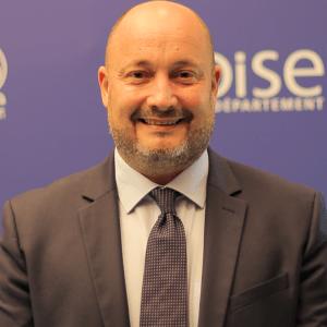 Bruno CALEIRO, Président de l'EPFL des territoires Oise et Aisne